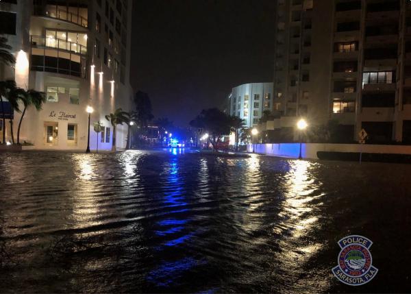 Sarasota flooding