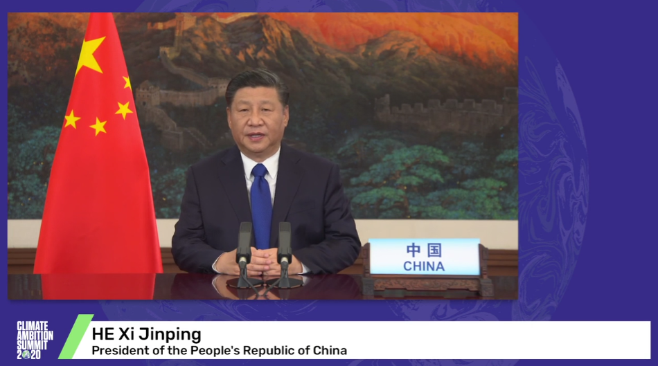 Xi Jinping statement