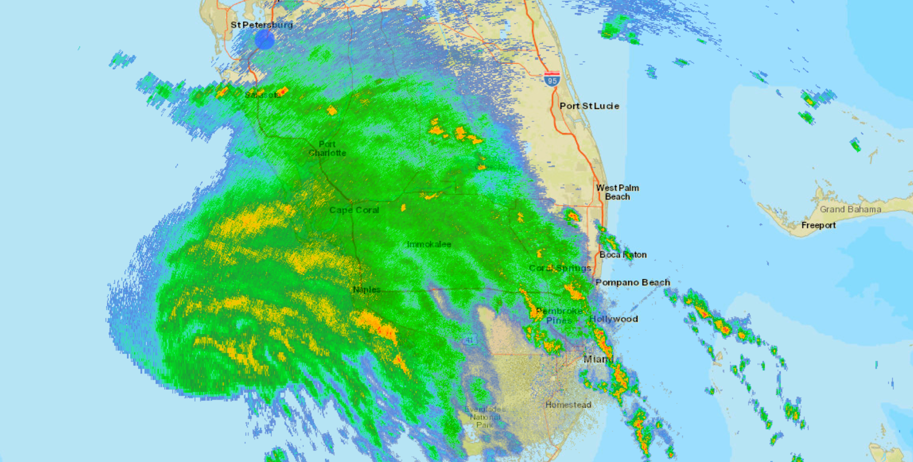 Tropical Storm Elsa Bears Down on the West Coast of Florida – July 6th, 2021