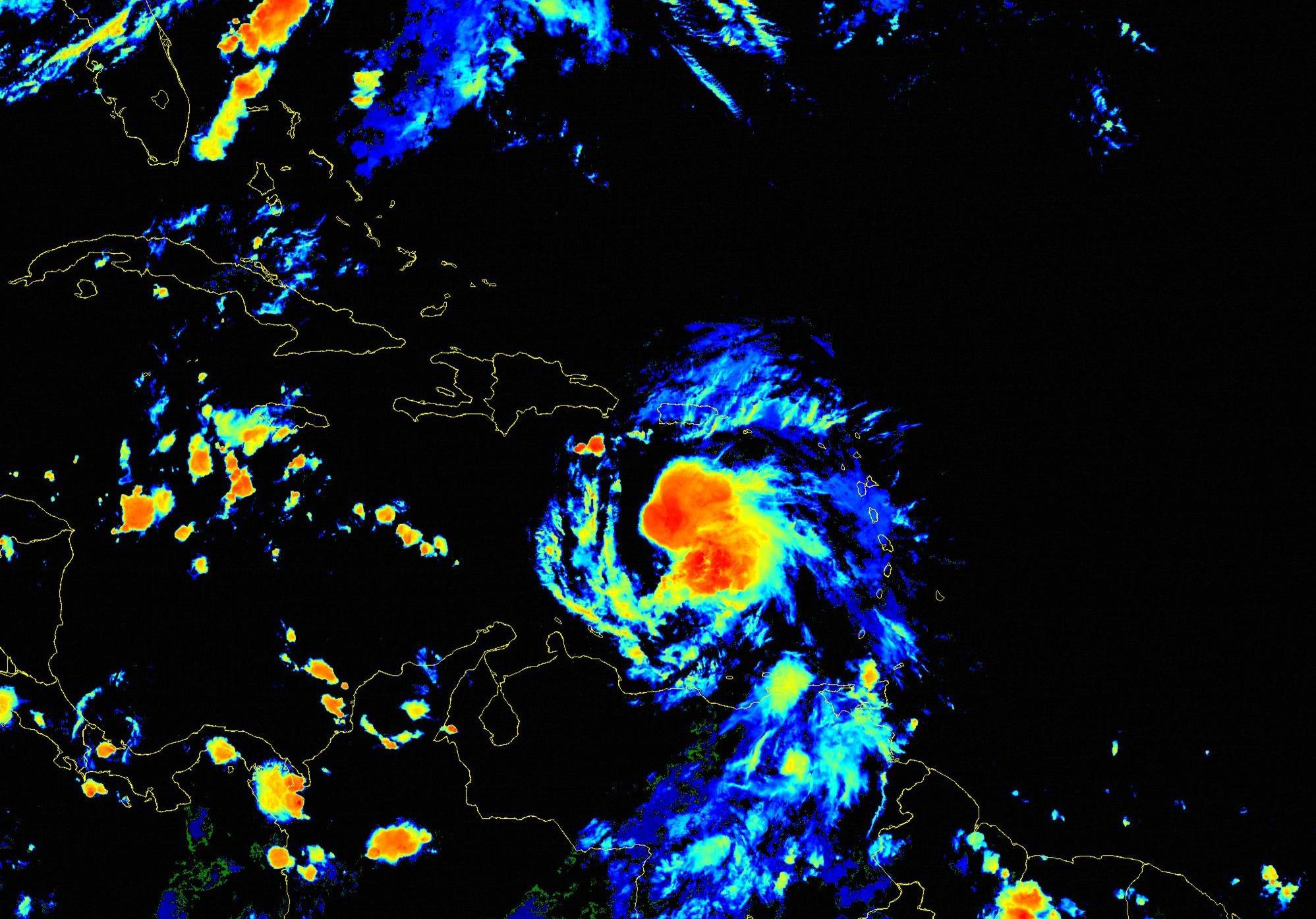 Hurricane Elsa is a Growing Threat