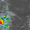 tropical storm Fred - NOAA GOES-East