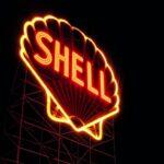 Shel Oil sign